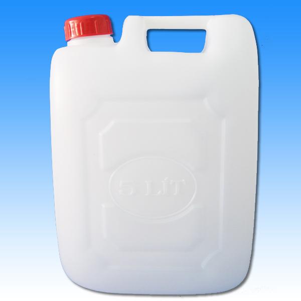 Can nhựa 30 lít trắng được làm từ vật liệu HDPE chất lượng cao