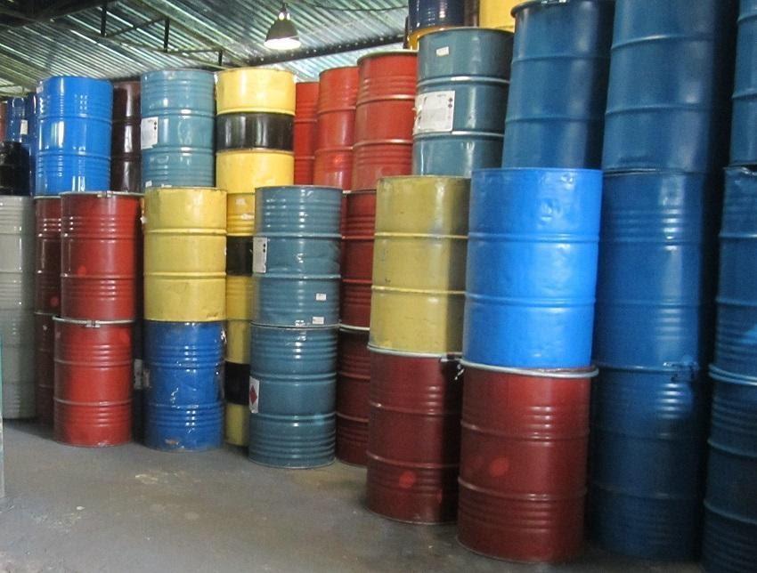 Hoàng Phong - Phân phối các loại thùng phi sắt cũ tại Hà Nội