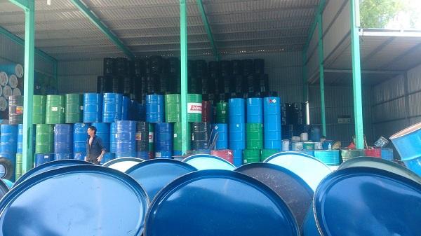 Phân phối các loại thùng phuy sắt chất lượng tại Hà Nội