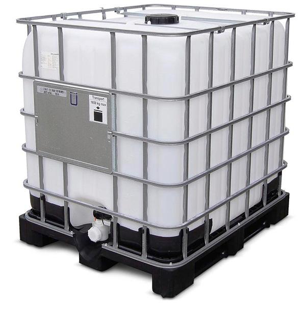 Bồn chứa hóa chất 1000 lít với thiết kế hoàn hảo