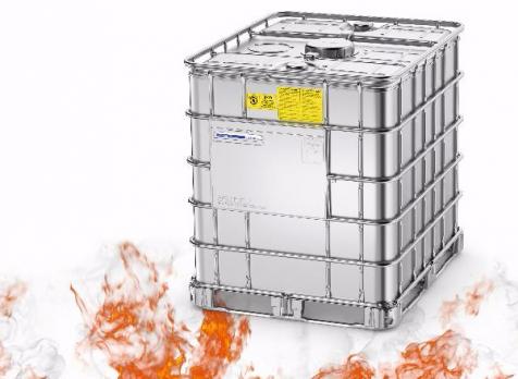 Bồn chứa hóa chất 1000 lít chắc chắn, tiện dụng